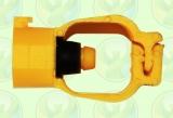 Ремонтная клипса под ниппель для квадратной трубы 22x22 мм