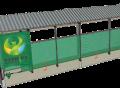 автоматический привод шторы для фермы
